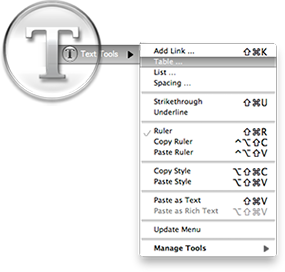Mars Text Tools for Mac OS X